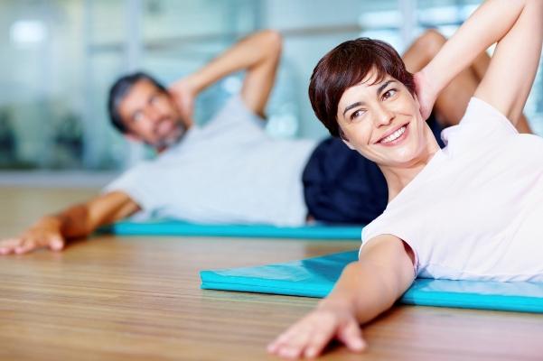 Siapa Sangka Bisa Bahagia Berkat Latihan Berat