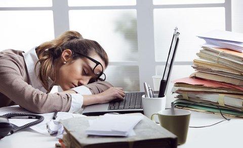 Bekerja Kepagian Bisa Memicu Stress