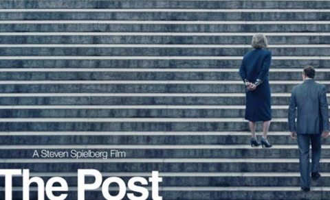 TIME : The Post is No.1 Movie to See This Year