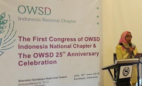 Ilmuwan Perempuan dari Asia-Afrika Berkumpul di Surabaya
