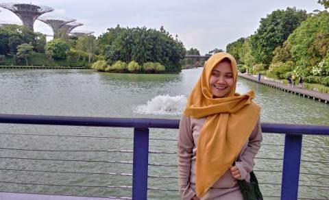 Profil Jurnalis Perempuan : Dwita Prasetya