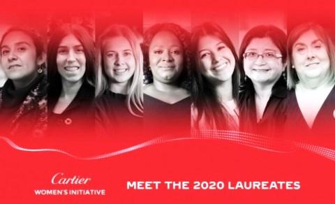 Tujuh Perempuan Ini Menangi Cartier Women's Initiative 2020 dari 1200 Pelamar