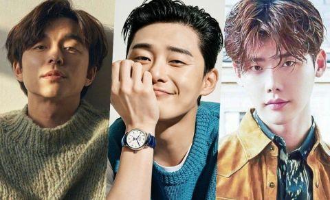 Aktor Korea yang Lekat dengan Label High Fashion