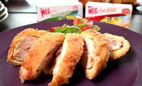 Resep Chicken Cordon Bleu Yang Menggoda : Intip Dapur Chef with MEG CHEESE