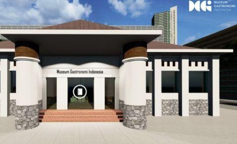 Ayo Ke Virtual Museum Gastronomi Indonesia