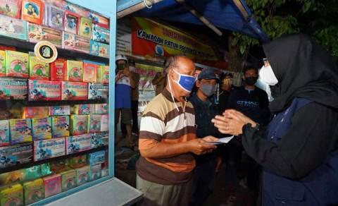 Bantuan Bertahap untuk Ribuan Warung yang Terimbas PPKM