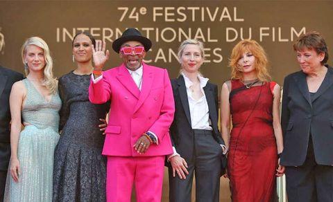 Rapinya Protokol Kesehatan Kunci Sukses Gelaran Cannes Film Festival 2021