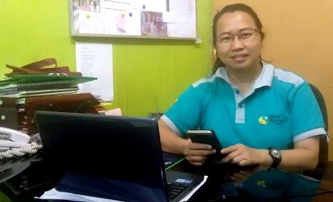 Martha Hana, 17 Tahun Cinta Taman Remaja Surabaya